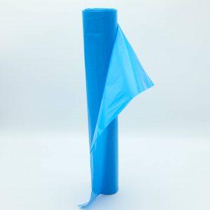 blauwe zakken