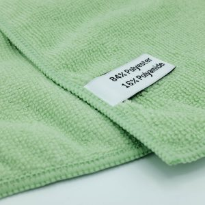 microvezeldoek groen