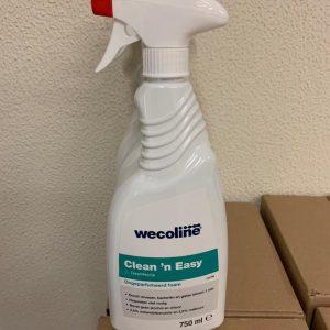 desinfectiemiddel foam